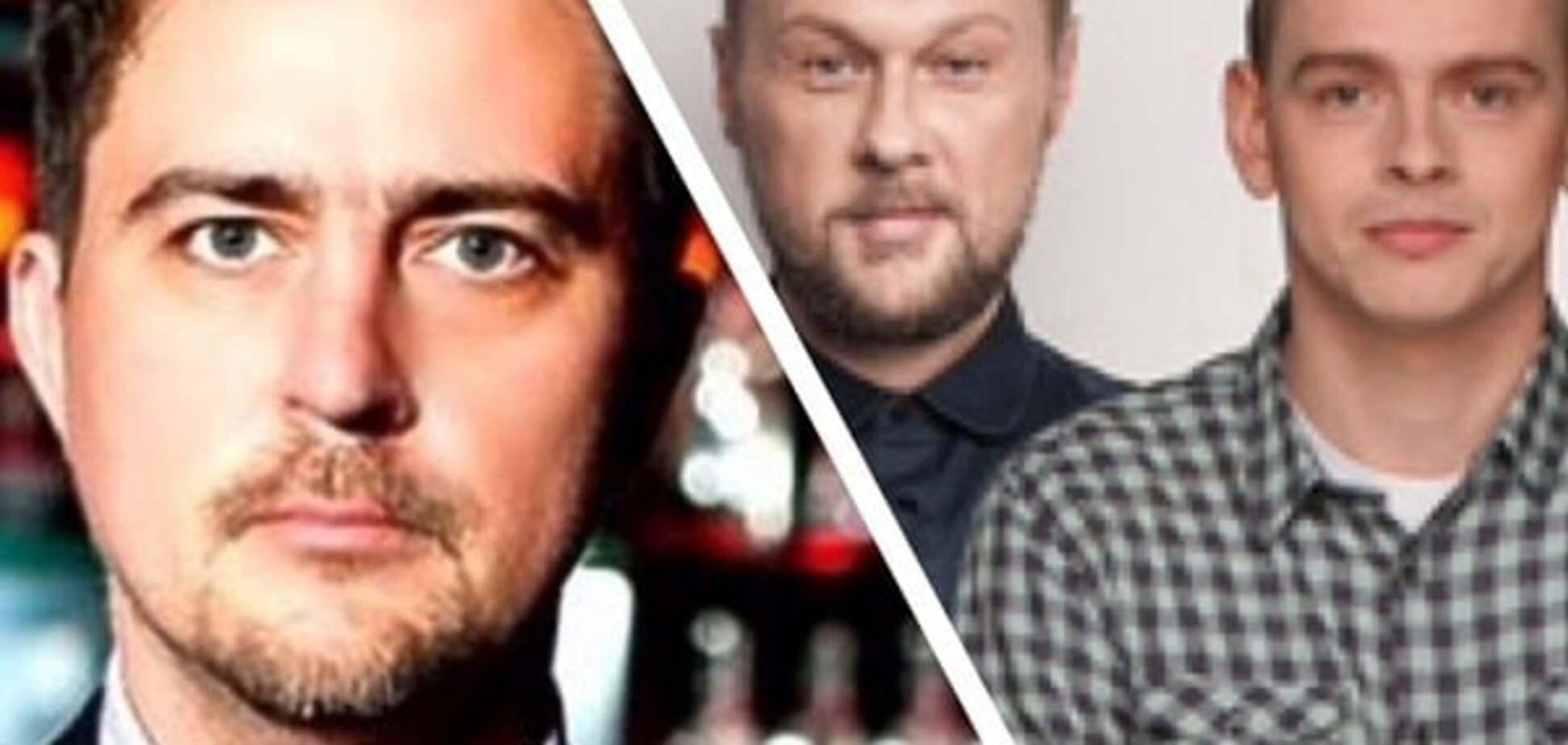 Скандал на радио 'Вести' : Павел Шилько ушел из эфира из-за вопроса о Скрябине