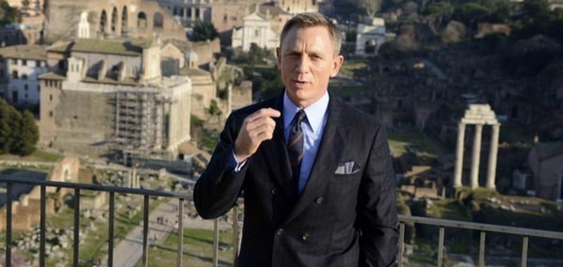 День рождения Дэниела Крэйга: лучшие фото брутального 'агента 007'