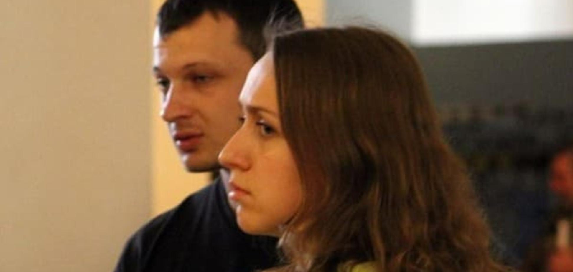 Подругу Краснова посадили под ночной арест