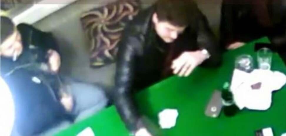 Подпольное казино: в Харькове показали, где сын Авакова 'спустил' 100 тыс. Фотофакт