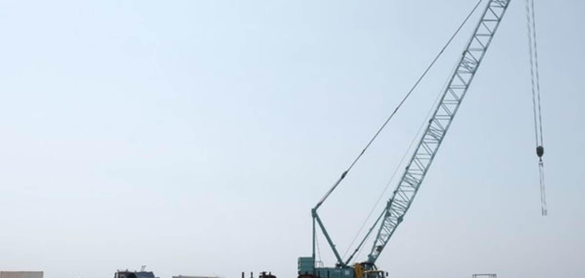 'Чота ржу': енергоміст в 'Кримнаш' не будують через 'невідому цивілізацію'