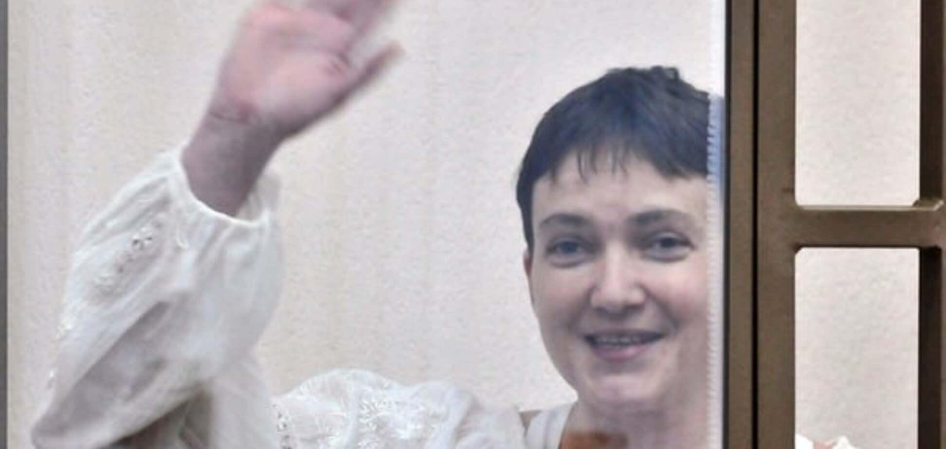Савченко допустила, что пойдет в президенты