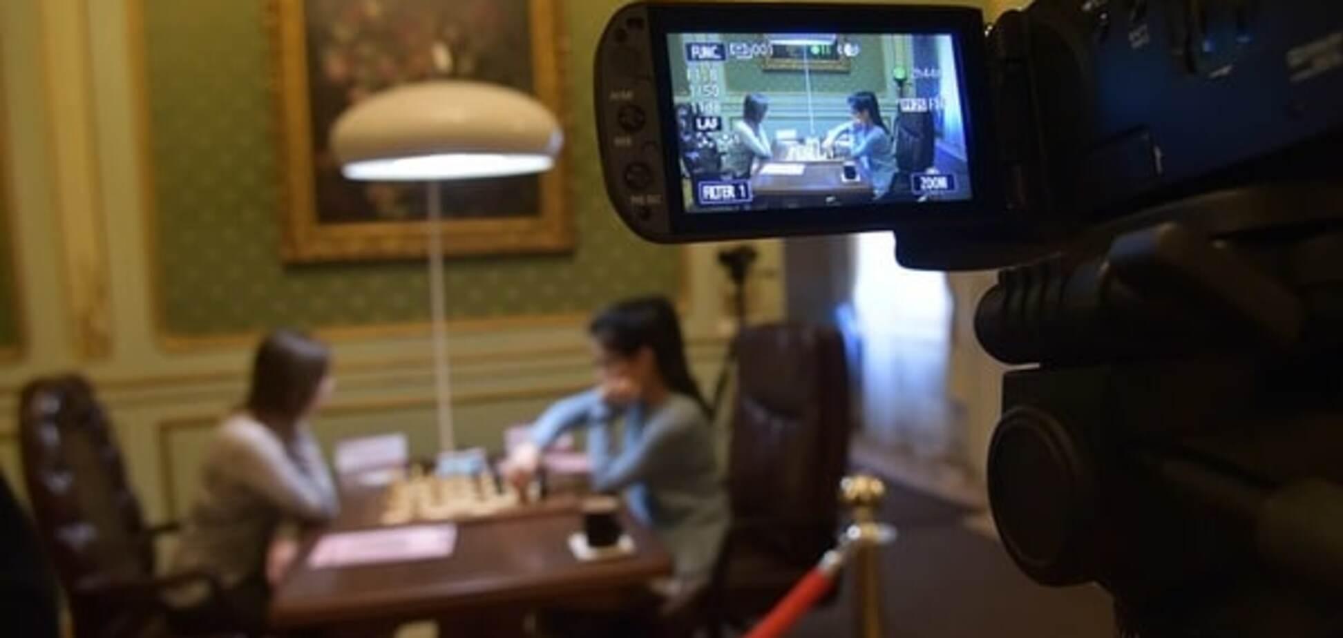 Суперниця Музичук влаштувала шпигунські пристрасті перед шаховою битвою у Львові