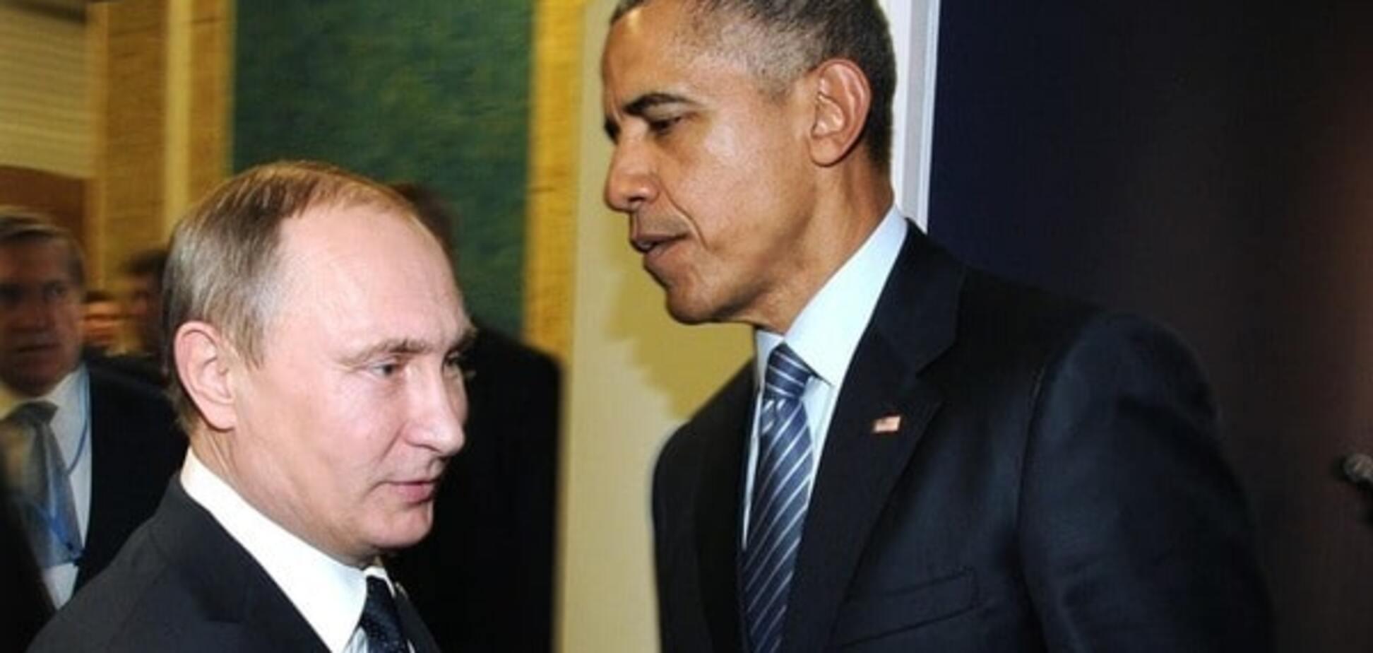 'Не полный дурак': Обама рассказал о взаимоотношениях с Путиным