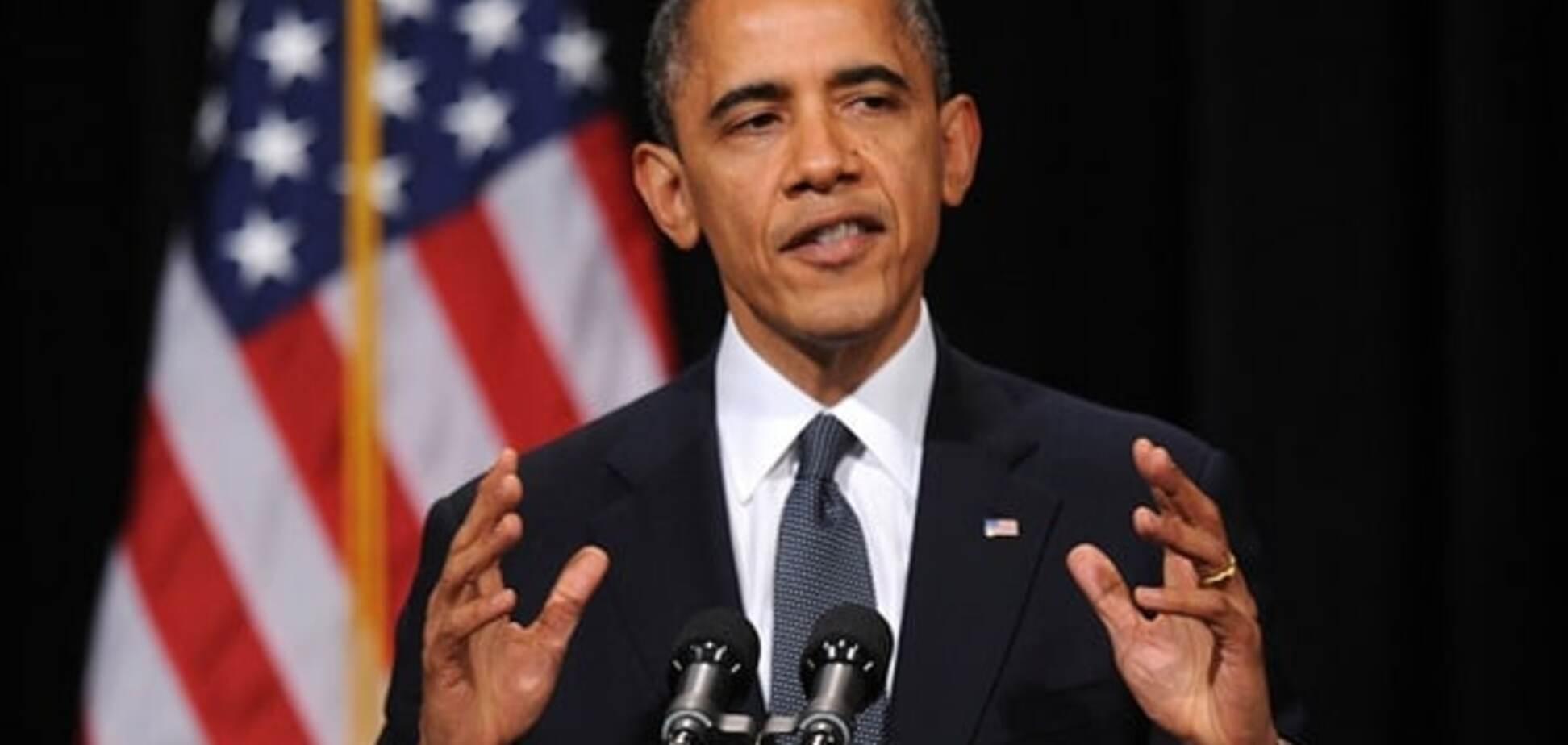Обама рассказал о тактике Кремля в Украине