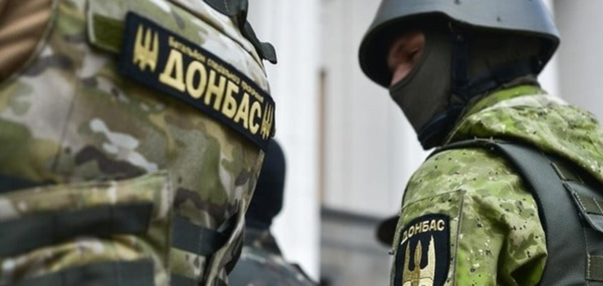 В одному з магазинів Києва 'на гарячому' попався боєць добробату