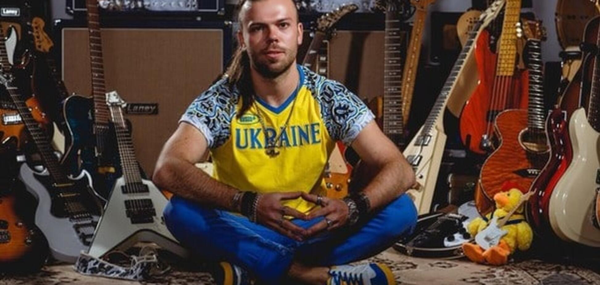 Опросник Пруста: автор рок-версии гимна Украины откровенно рассказал о себе