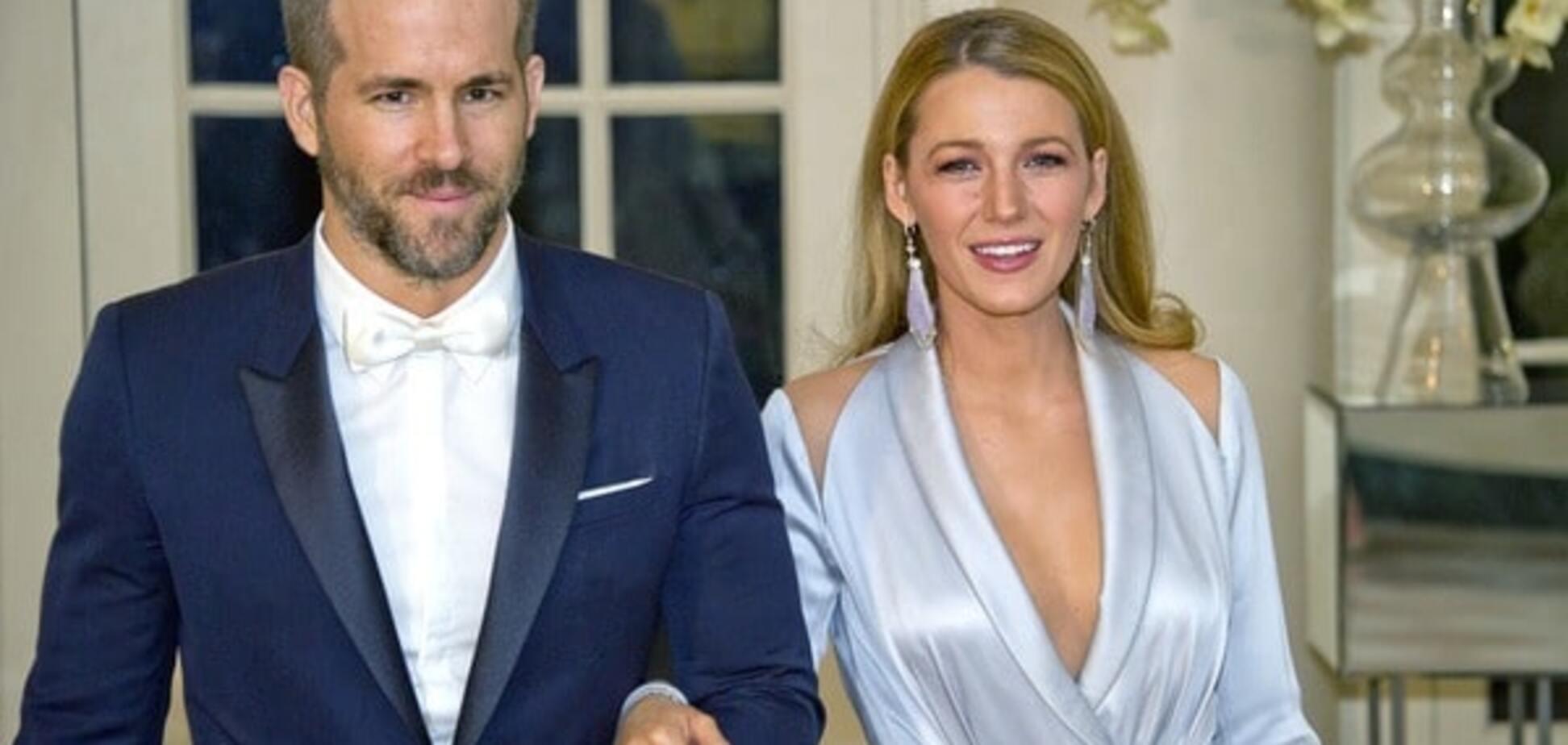 Райан Рейнольдс и Блейк Лайвли посетили ужин в Белом доме