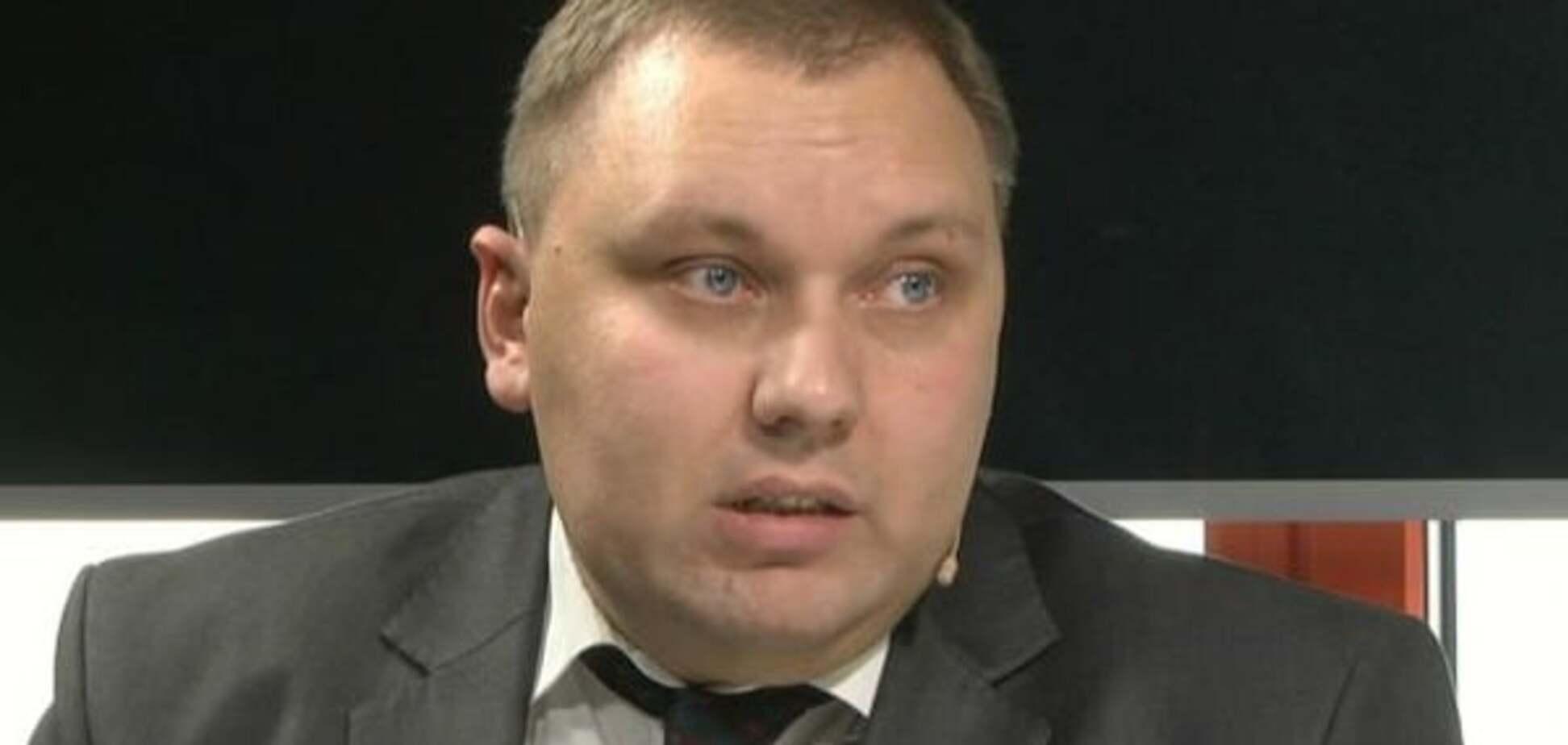 'Я не преступник и не бежал': Пасишник заявил, что возвращается в Украину