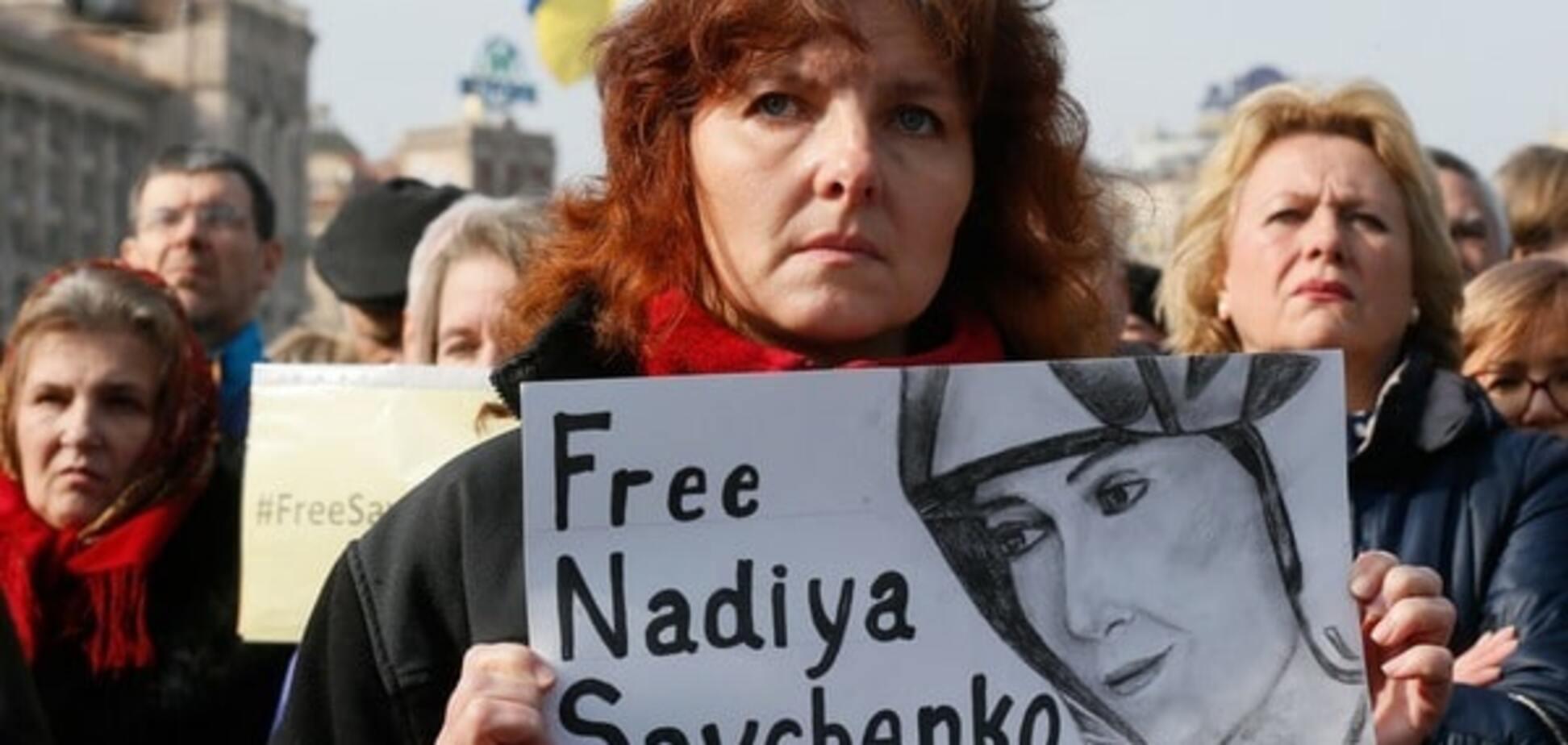 Ганебний гудок: правозахисник пояснив, як діяти для звільнення Савченко