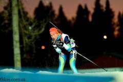Українська біатлоністка завоювала 'золото' Кубка IBU, обігнавши росіянку