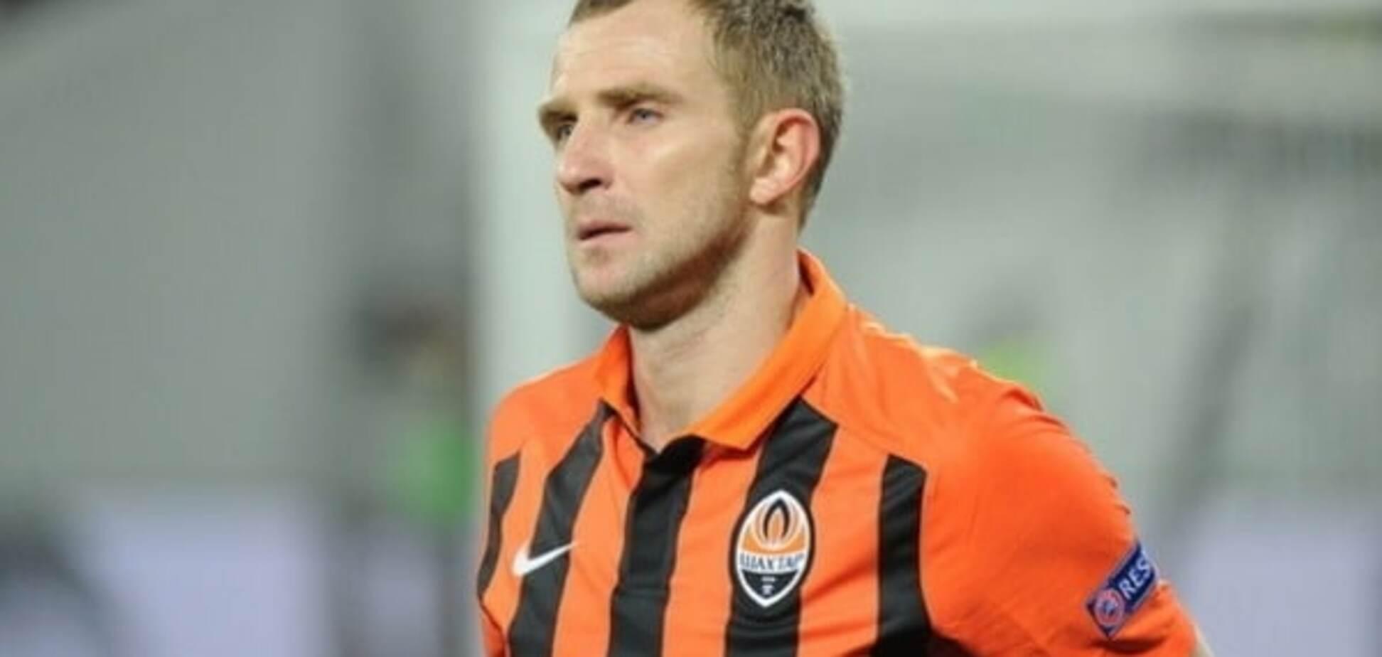 Защитник сборной Украины подписал новый контракт с 'Шахтером'