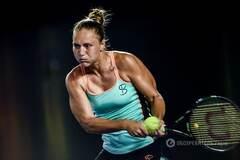Українська тенісистка сенсаційно обіграла росіянку на супертурнірі в США