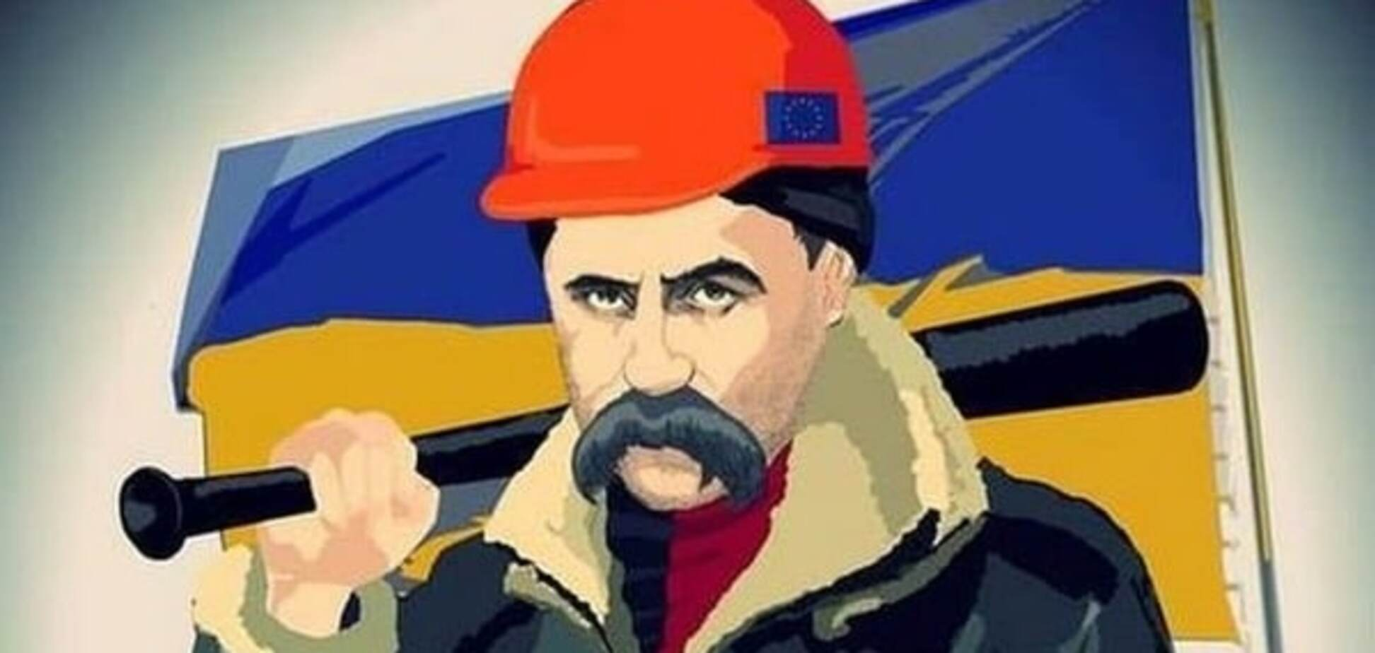 На Черкасщине 'декоммунизировали' Тараса Шевченко