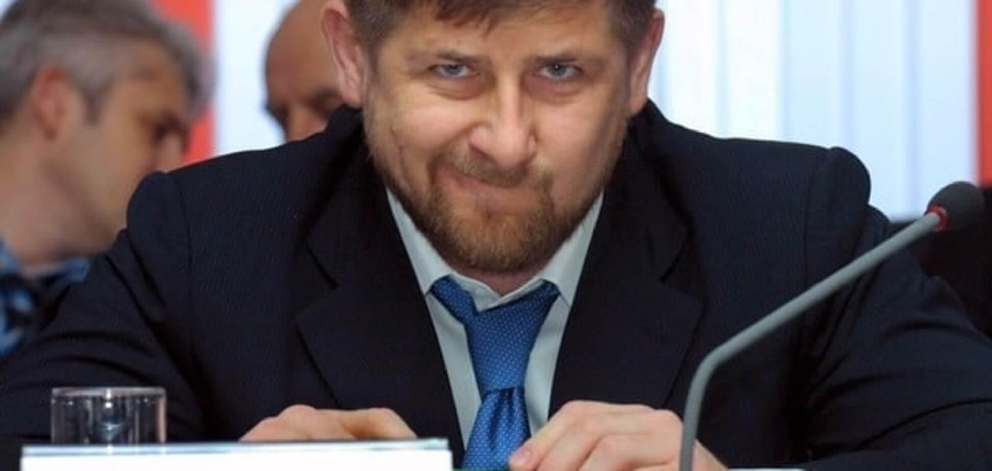 ФСБ 'розслідувала' публікацію скандального відео Кадирова