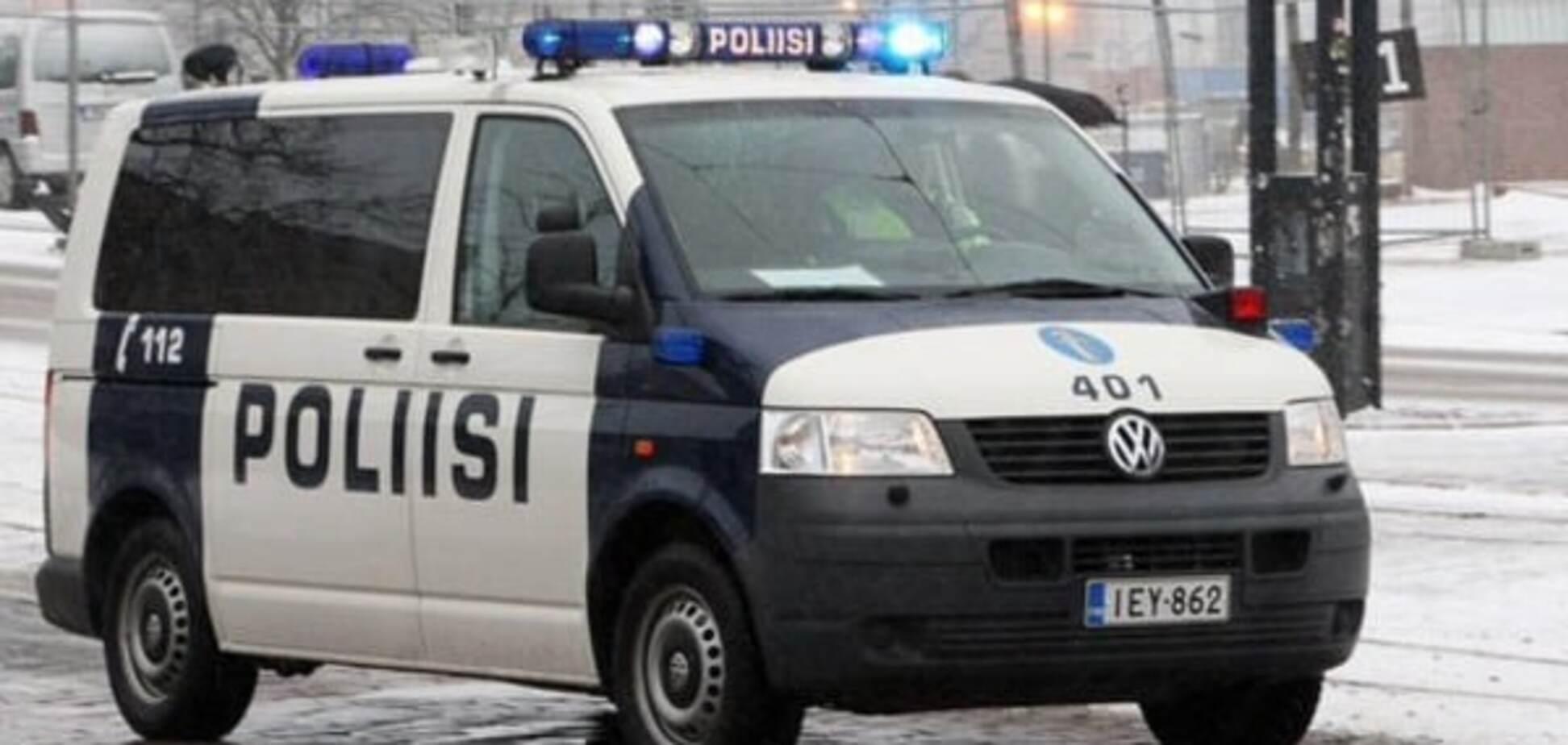 Украинцы попали в ДТП в Финляндии: есть пострадавшие