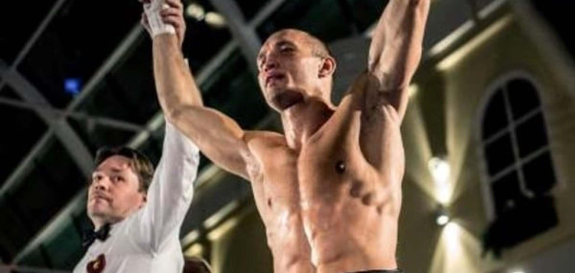 Український боксер сенсаційно завоював титул чемпіона Європейського союзу