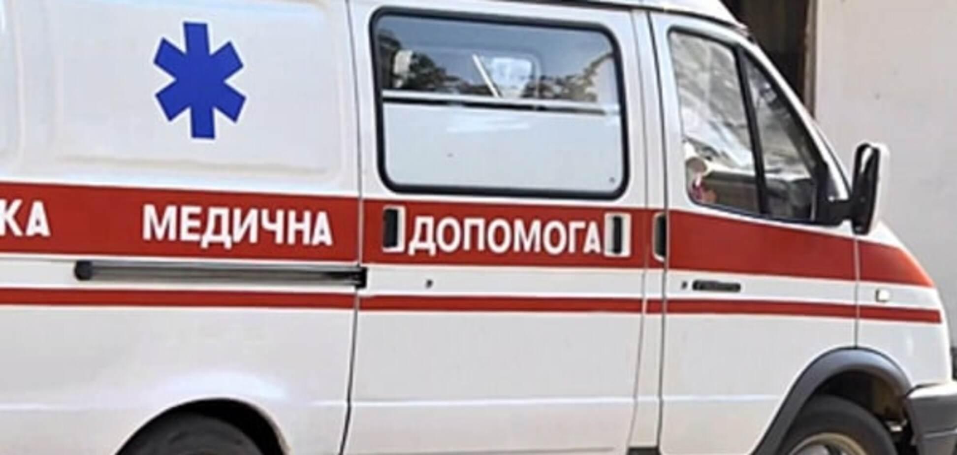 В Киеве боец АТО нечаянно подорвал себя гранатой