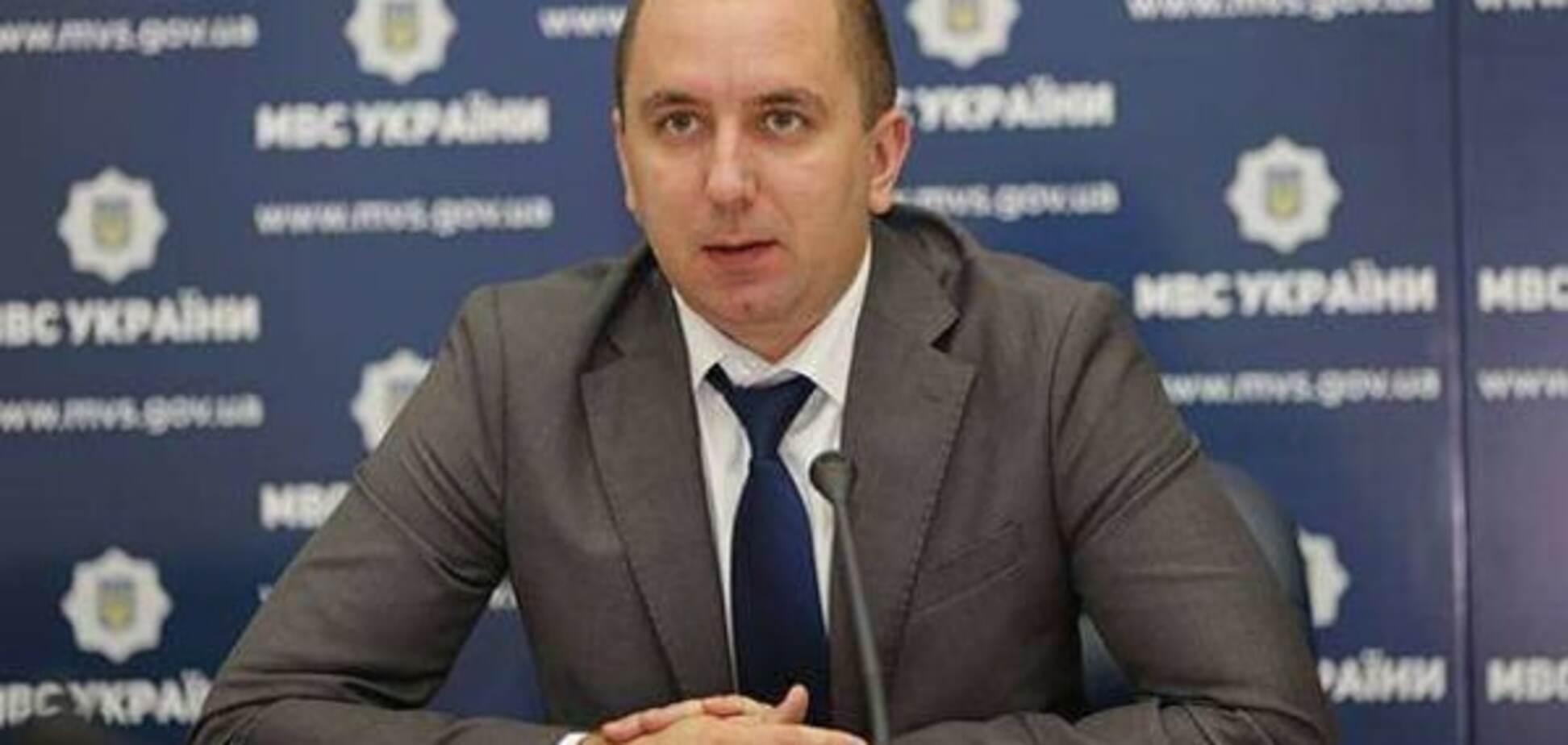 Назначен временный глава полиции Винницкой области