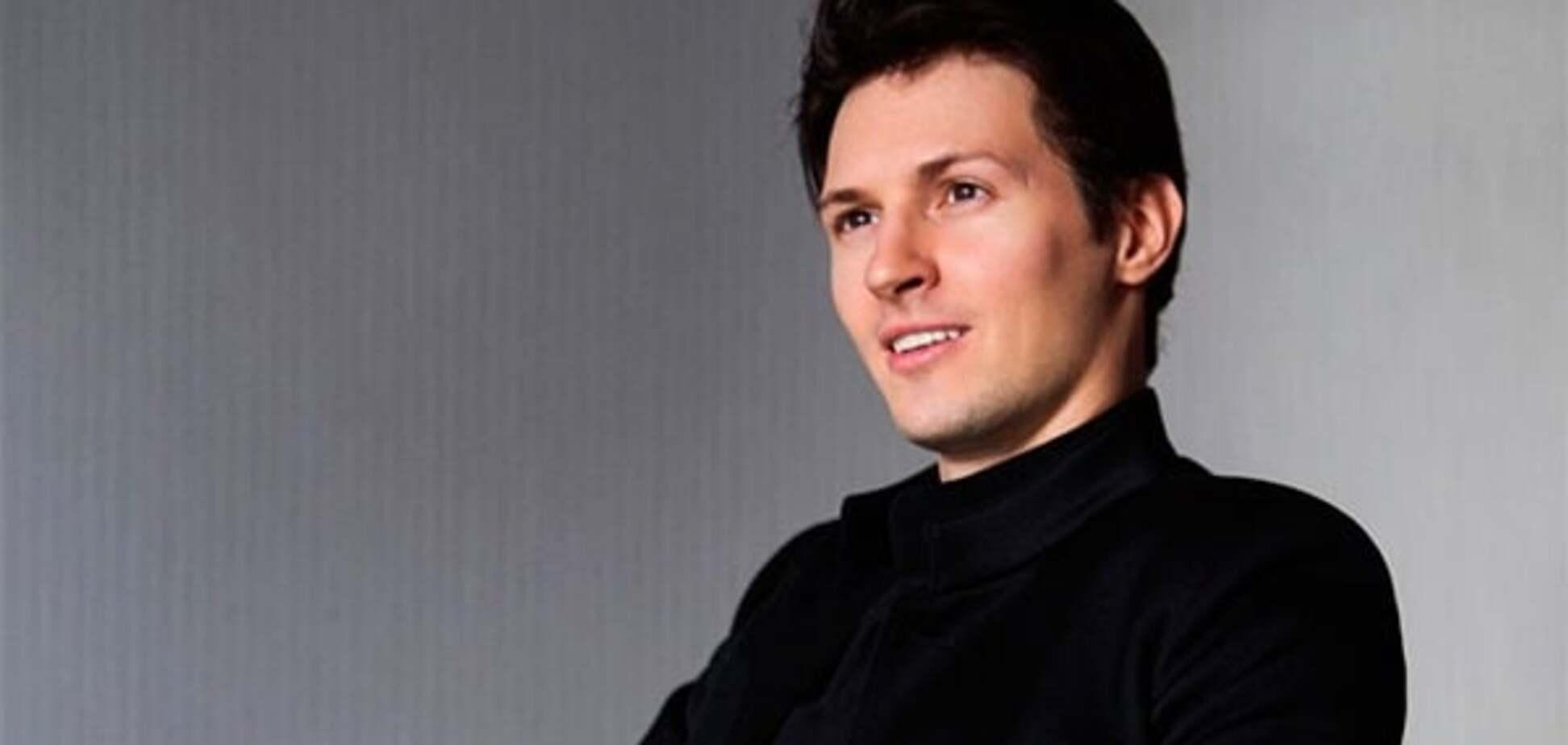 Дуров признался, что предлагал работу беглому ЦРУшнику