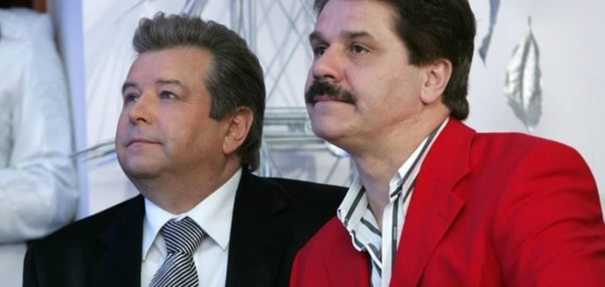 Зибров опозорился на сцене шоу 'Голос країни'