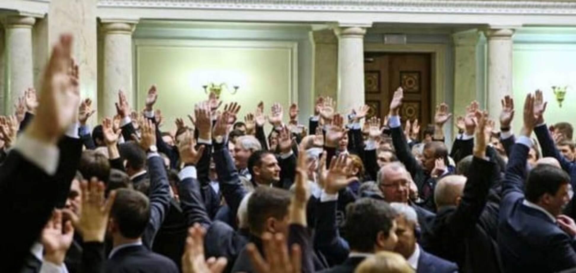 'Диктаторские законы': суд обязал ГПУ открыть 'замятое' дело против экс-спикера Рады Рыбака