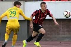 'Нажрался, как свинья': украинский футболист устроил пьяный дебош в Беларуси