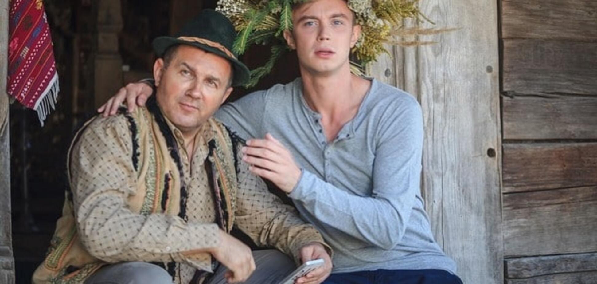 Стали известны секреты второго сезона сериала 'Останній москаль'