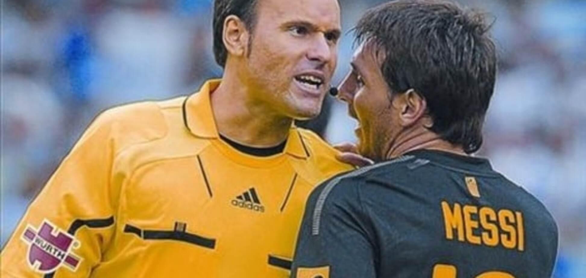 'Шахтарю' не пощастило з суддею на матч-відповіді 1/8 фіналу Ліги Європи
