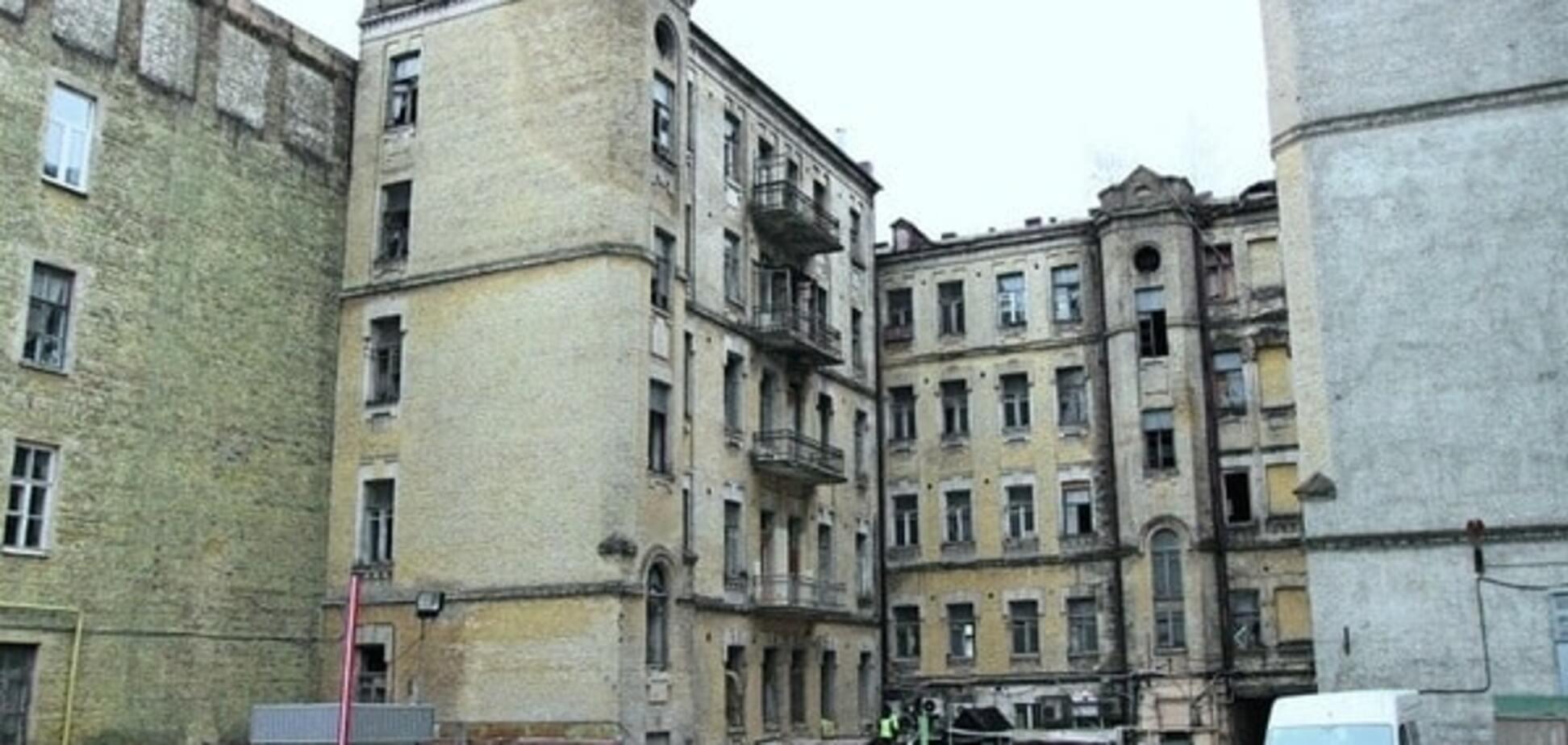 У Києві на місці будівлі, що обрушилася збиралися будувати висотку - ЗМІ