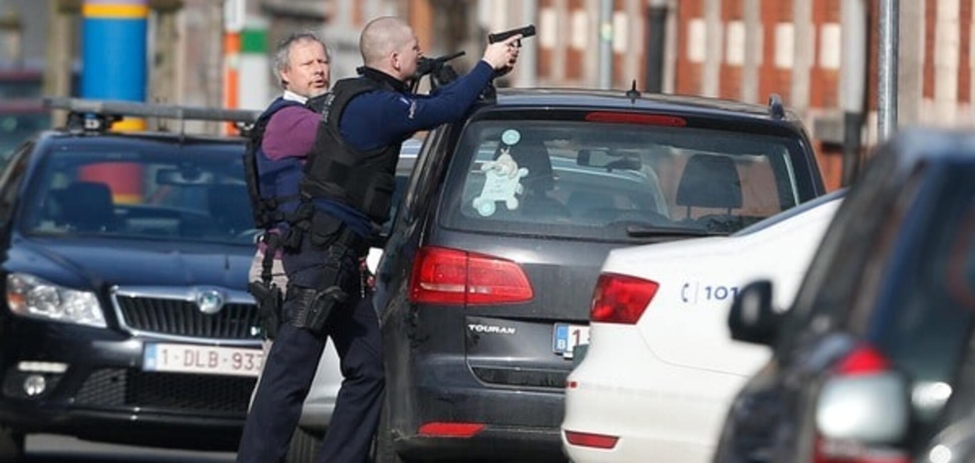 У Брюсселі перед матчем 'Шахтаря' поліція влаштувала стрілянину: один убитий