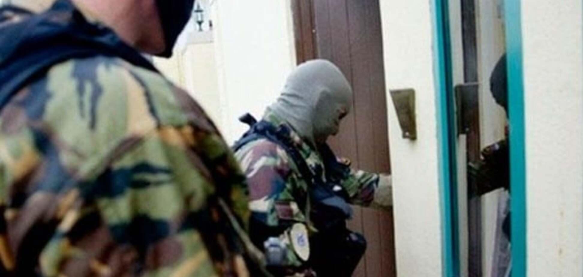 В приемной народного депутата в Киеве провели обыск