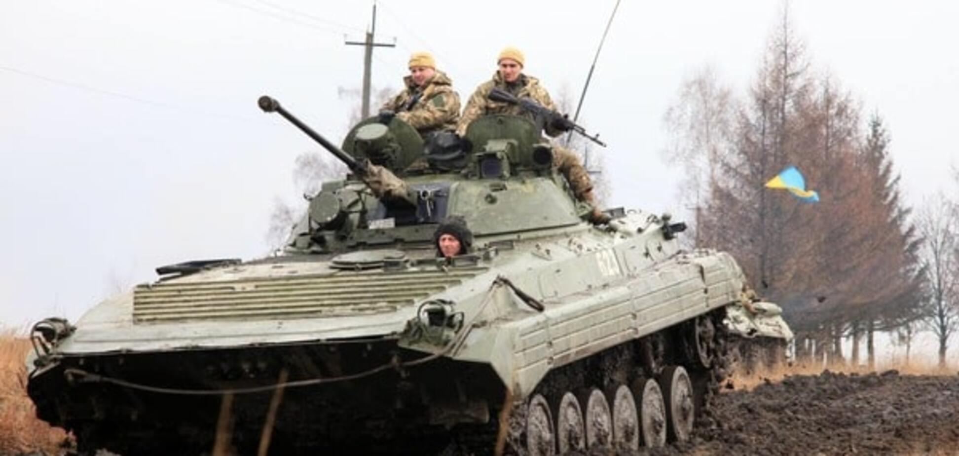 БМП-2 ВСУ