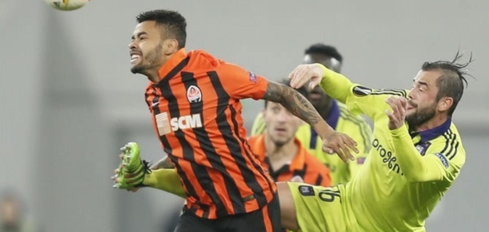 'Андерлехт' - 'Шахтар': прогноз букмекерів на матч-відповідь 1/8 фіналу Ліги Європи