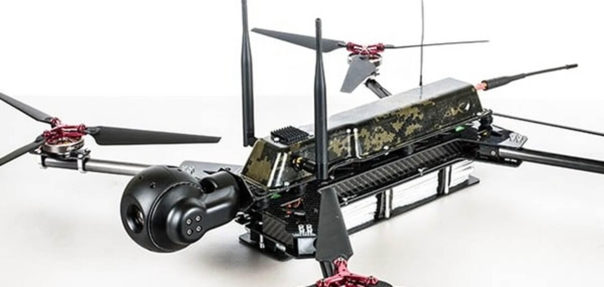 Квадрокоптер PC-1