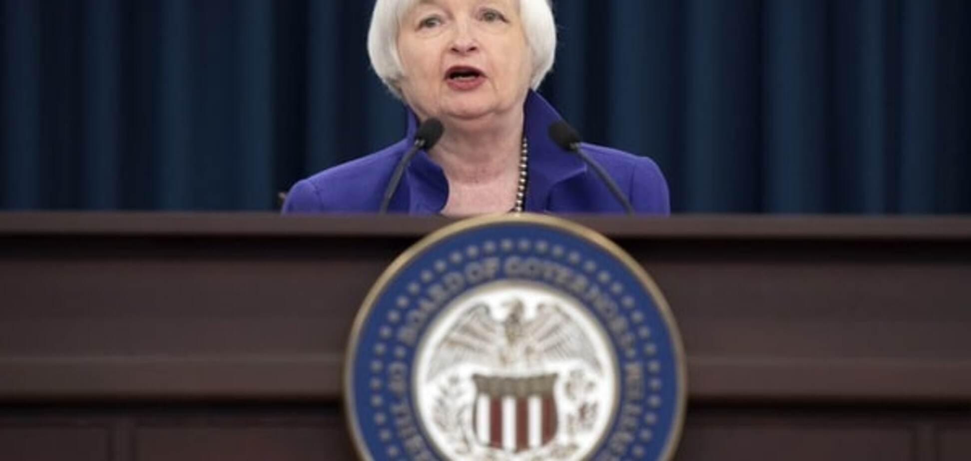 Учетная ставка ФРС США