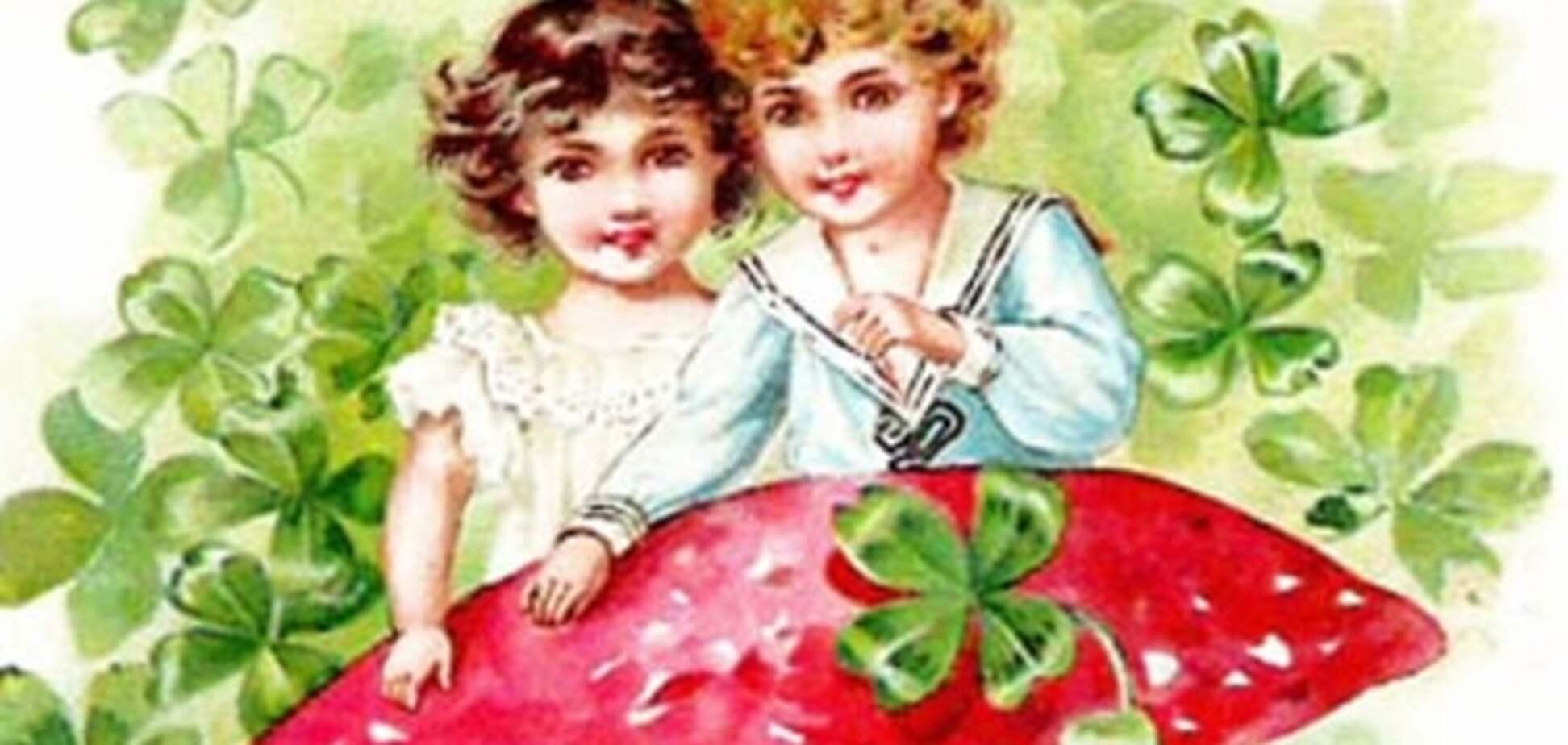 День Святого Патрика открытки