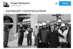 У Порошенка 'пожартували' над планами Путіна про будівництво моста в Крим