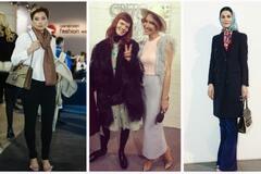 Тигипко, Осадчая, Ефросинина и другие знаменитости посетили первый день UFW