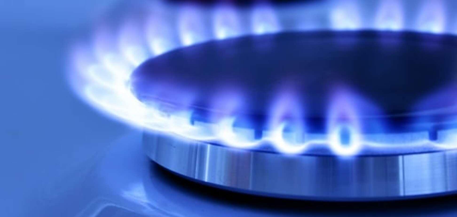 Залежи газа в Украине