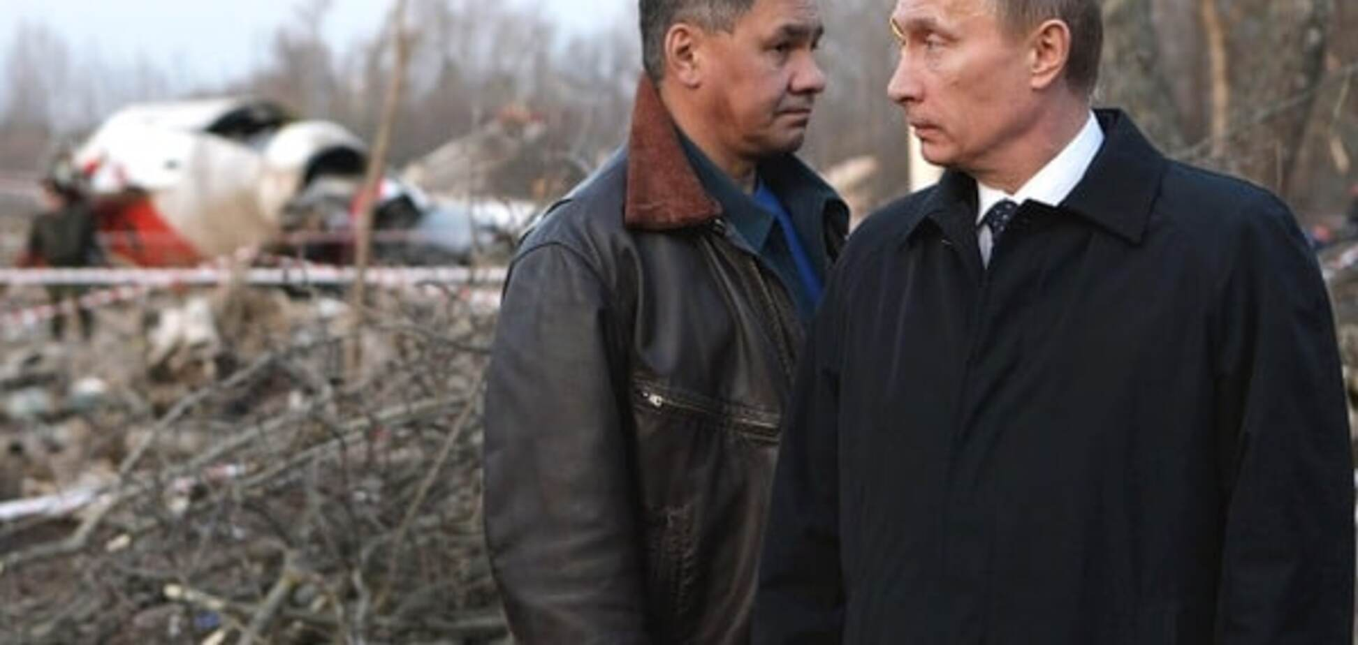 Катастрофа літака Качинського: експерт розповів, що приховує Росія