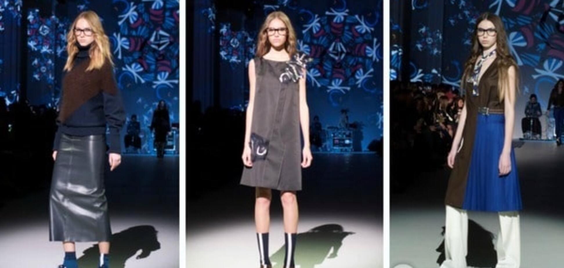 Дизайнер Елена Голец на UFW представила коллекцию для сильных женщин