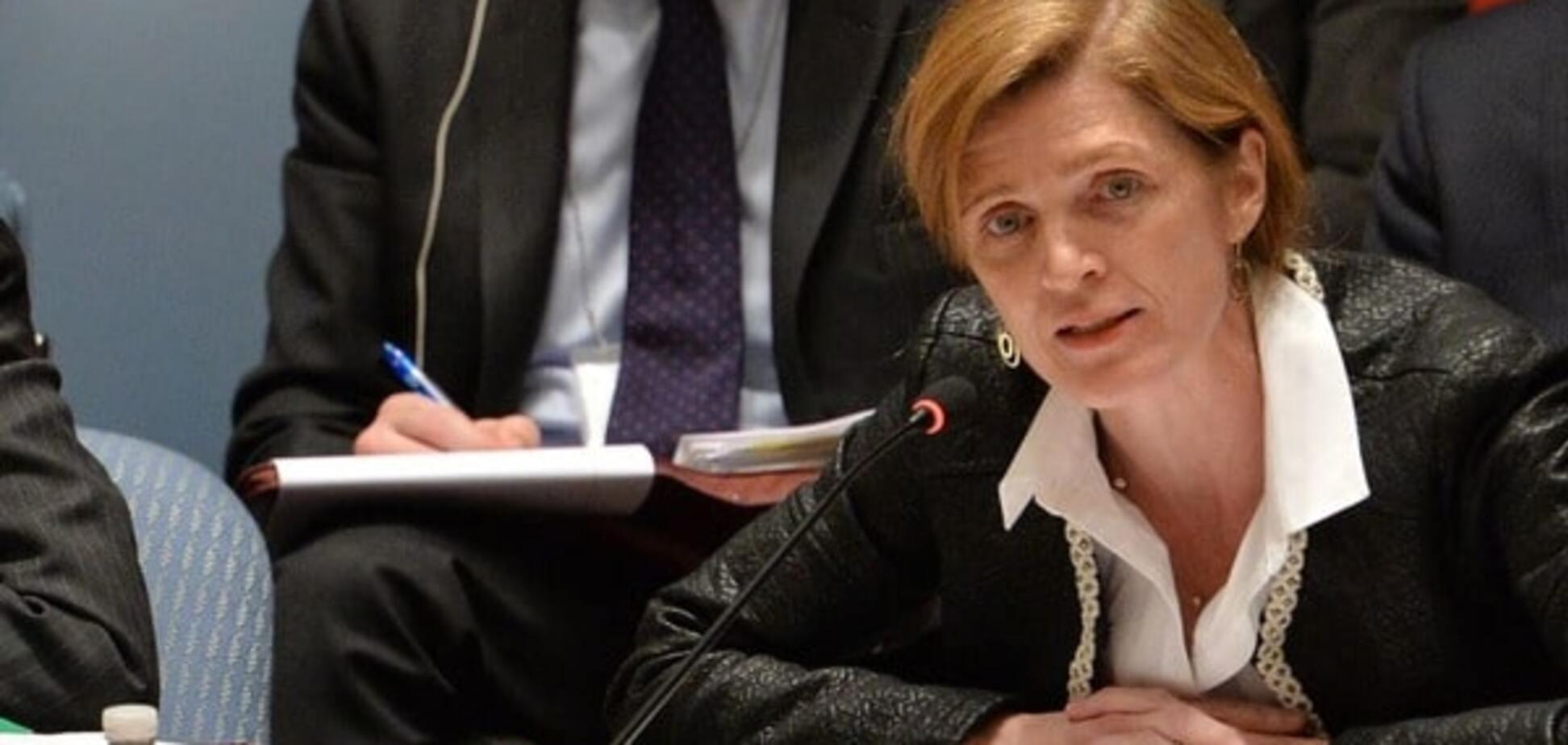 Крим ваш: постпред США при ООН записала відеозвернення до українців