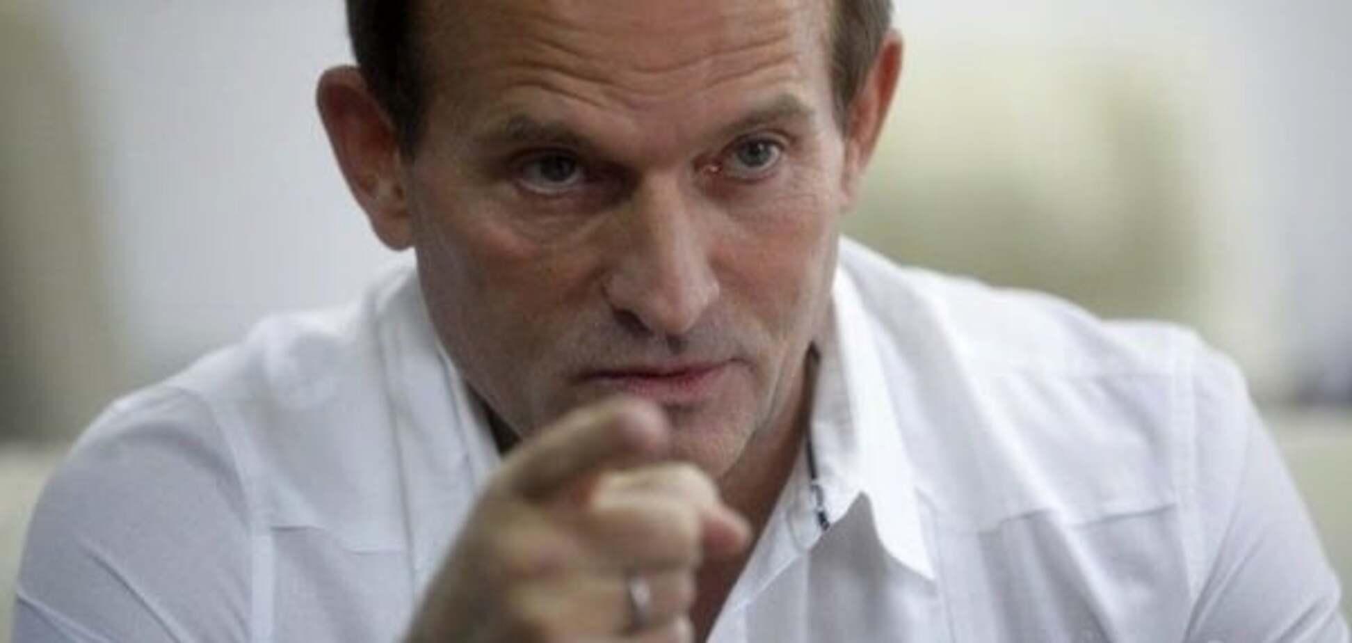 Полозов: Медведчук получил команду сделать Путина героем дела Савченко