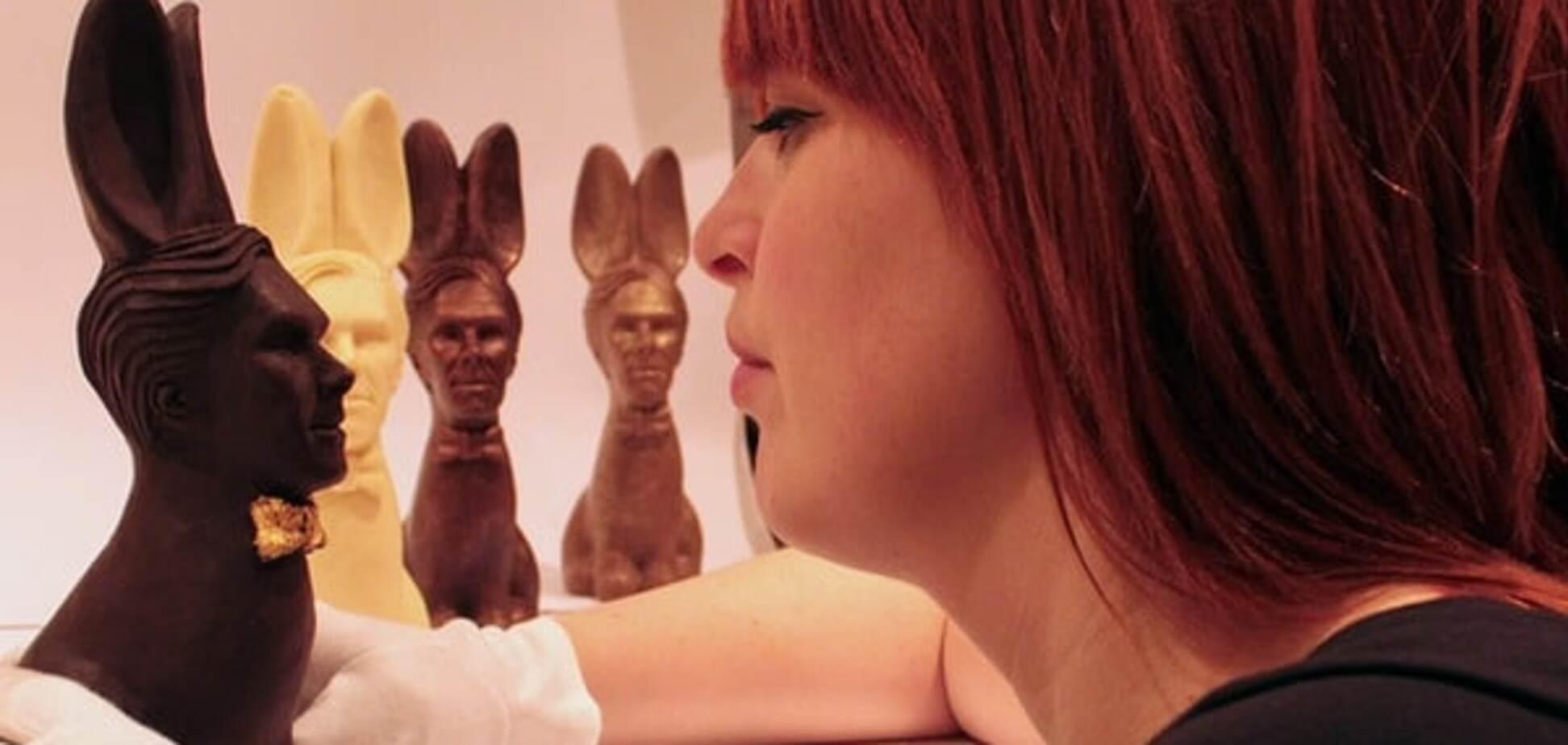'Шерлока' Камбербетча зобразили у вигляді шоколадних зайців