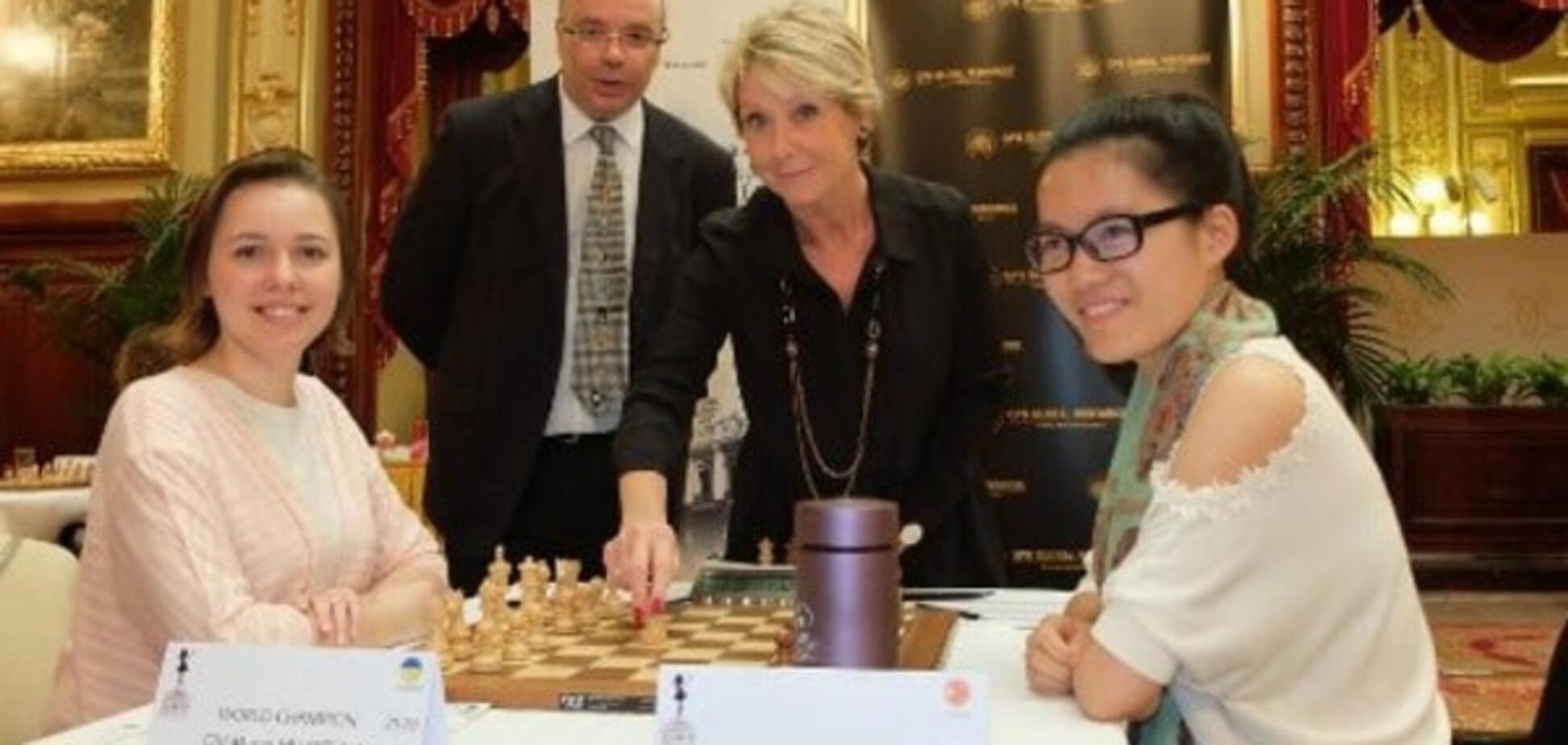 Музичук - Іфань: календар фіналу чемпіонату світу з шахів