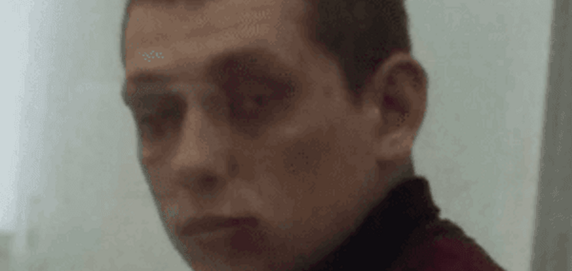 Поліцейський Олійник розповів, як його побили в камері СІЗО