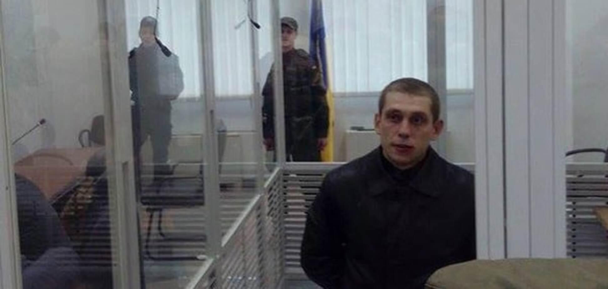 Справа Олійника: поліцейський попросив відпустити його під особисте зобов'язання
