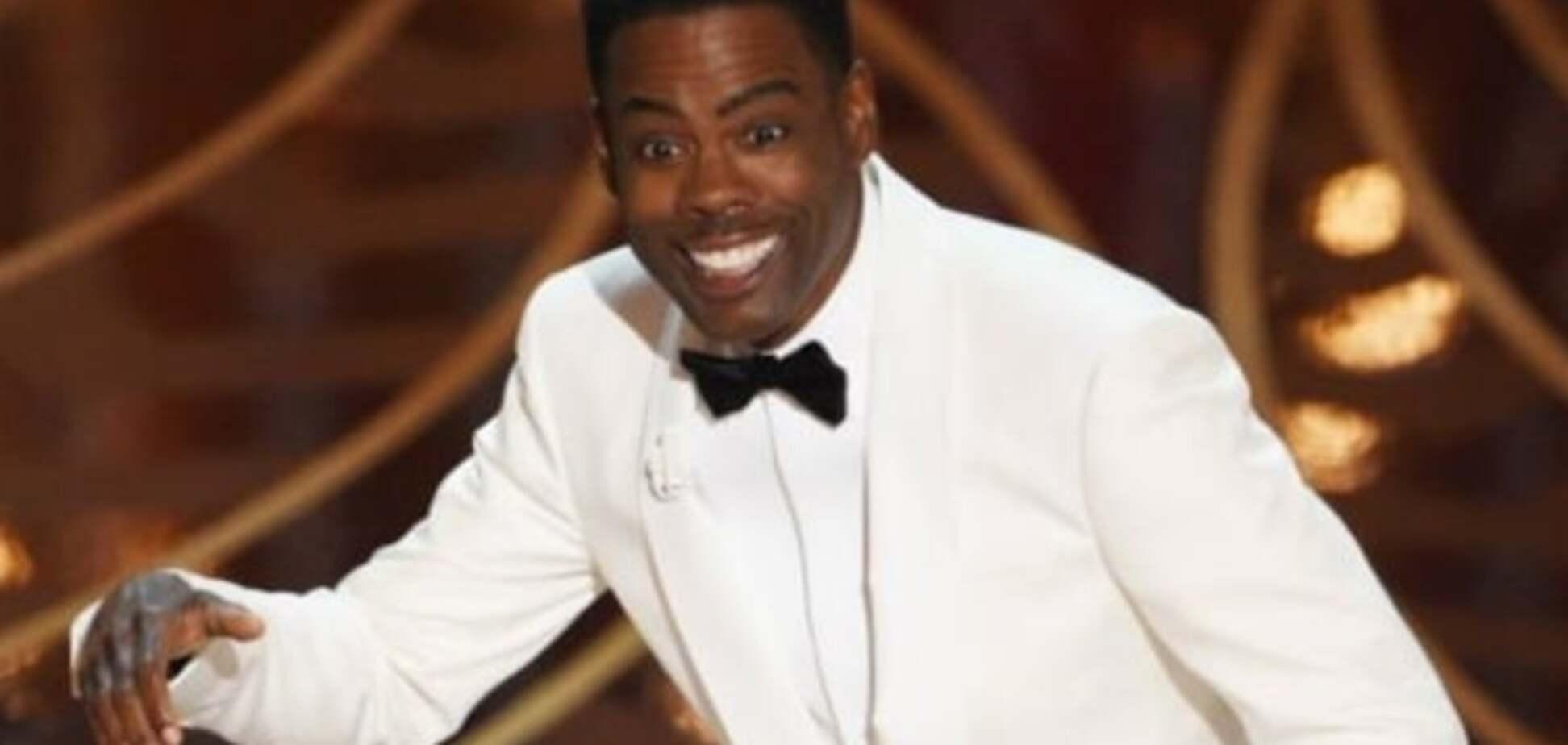 Крис Рок возмутил соцсети шуткой об азиатских детях на 'Оскаре'