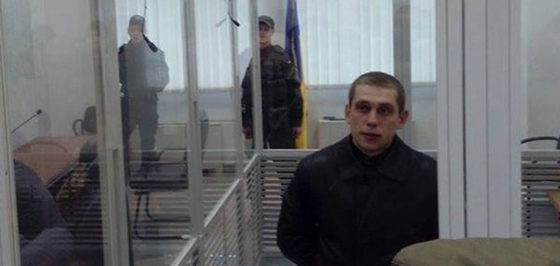 Поліцейського Олійника відпустили під домашній арешт